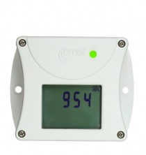 T5540 CO2 level transmitter with ethernet output.